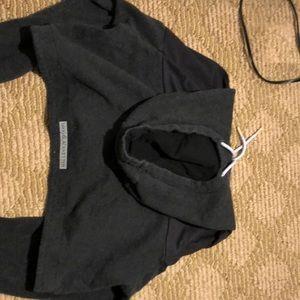 Nikkiblackketter season 2 cropped hoodie
